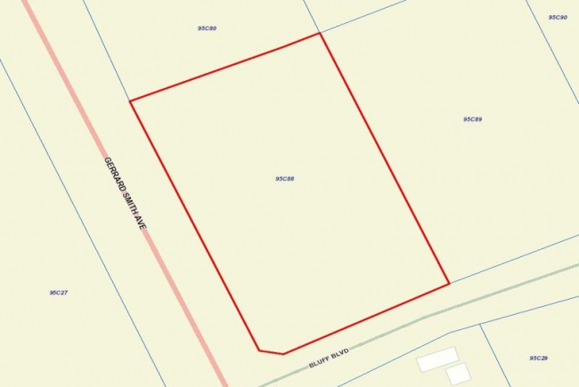 Cayman Brac Bluff Edge Lot
