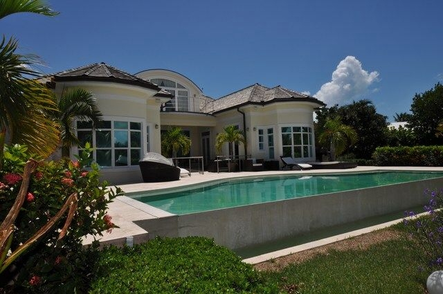 Bahamas Ocean Club Estates Home
