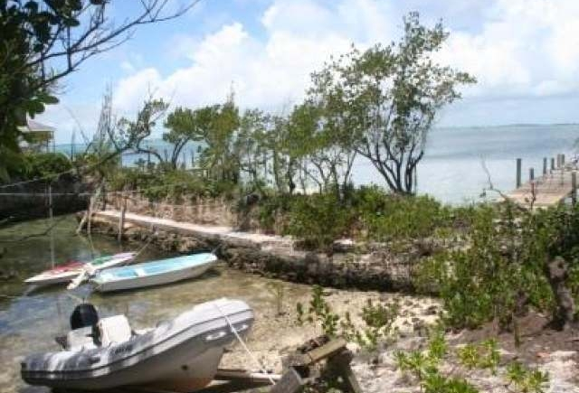 Buttonwood Bay, Elbow Cay